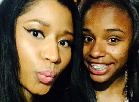 Mayweather Paid Nicki Minaj 50k For Daughter's Birthday