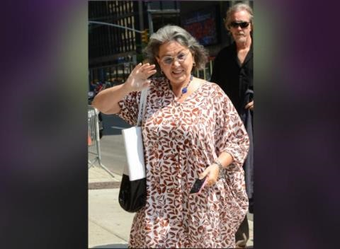 News video: Roseanne Barr Presidential Campaign Doc In The Works